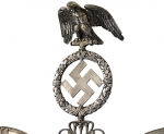 """Glockenspiel-Xylophon Musikkorps der Leibstandarte-ϟϟ """"Adolf Hitler"""", circa 1936"""