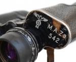 Doppelfernrohr 7x50 M.A.Za. Carl Zeiss Gasmask Marine Artillerie Zeugamt, Kriegsmarine, 1939