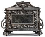 Cofanetto/Scrigno portagioie appartenuto alla Famiglia Strozzi, circa 1680