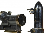U-Boot Zielfernrohr  Carl Zeiss for Flak 8,8 cm U-Bootskanone L/30, circa 1915
