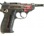 Pistola Cutaway Didattica Walther P38 Mauser (byf), 1943