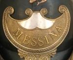 Elmo Guardia Civica Messina Ferdinando II (Regno delle 2 Sicilie), 1848