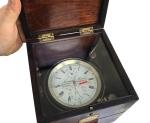 Chronometer Thomas Mercer to Commodore Geoffrey Thomas Phipps Hornby, 1864