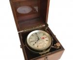 Chronometer Kaiserliche Marine, W.G. Ehrlich Bremerhaven, circa 1894