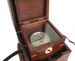 Marine Chronometer Thomas Mercer, A. Cairelli, Regia Marina 1941