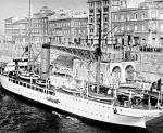 R Nave idrografica Ammiraglio Magnaghi, Taranto 1936