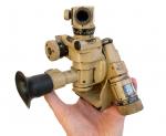 Zieloptik GUG (Ungarische Optische Werke AG) für Lafette MG42, circa 1944