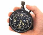 Cronografo Leonidas Regia Aeronautica Mod. 1-3054, circa 1942