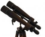 Doppelfernrohr Doppio Telescopio Trioculare Carl Zeiss STARMORBI, circa 1920