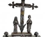 Altarolo in Ferro Forgiato, di periodo Gotico, seconda metà del XIV° secolo