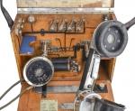 Feldtelefon o Telefono Austriaco, Mod. 09, Ericsson - Deckert&Homolka, K.u.K., 1916